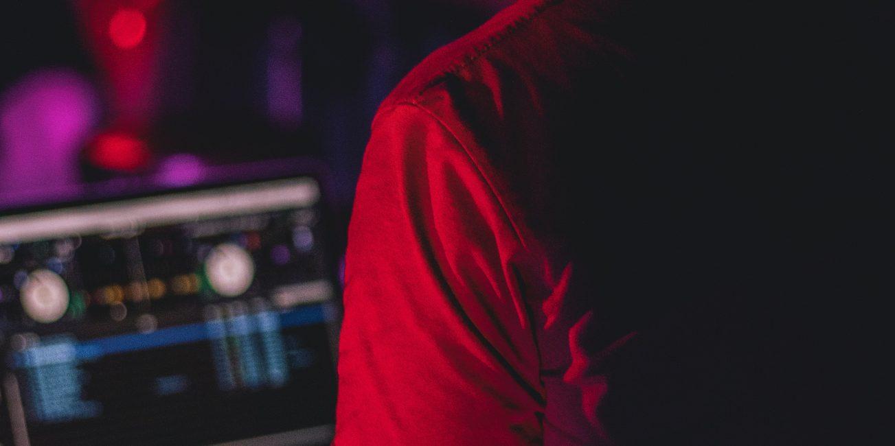 DJ animation